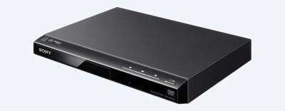 Sony Ultra Compact Design DVD Player - DVPSR210P