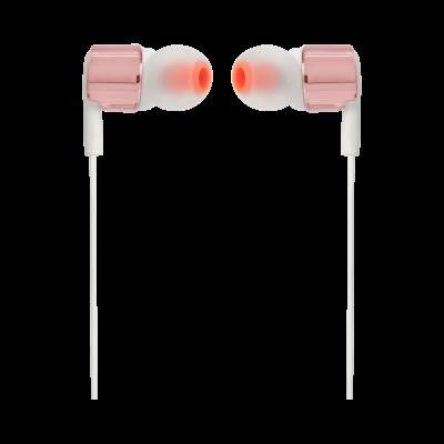 JBL Tune 210 In-Ear Headphones in Rose Gold - JBLT210RGDAM