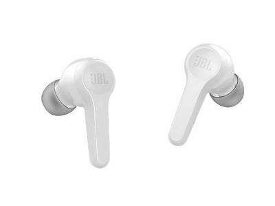 JBL Tune  215TWS White True Wireless In-Ear Headphones - JBLT215TWSWHTAM