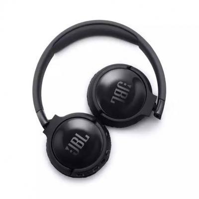 JBL Tune 600BTNC Wireless, On-Ear, Active Noise-Cancelling Headphones - JBLT600BTNCBLKAM