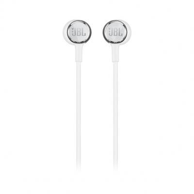 JBL In-Ear Headphone - Live 100 (W)