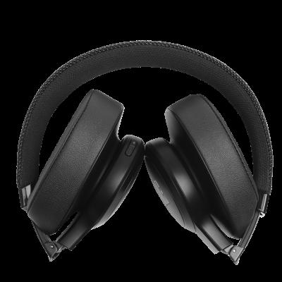 JBL Wireless Over-Ear Headphones - Live 500BT (B)