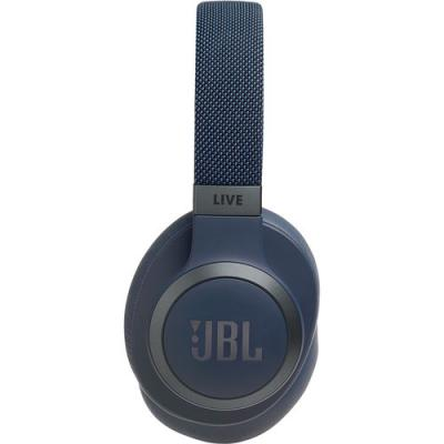 JBL Wireless Over-Ear NC Headphones - Live 650BTNC (Bl)