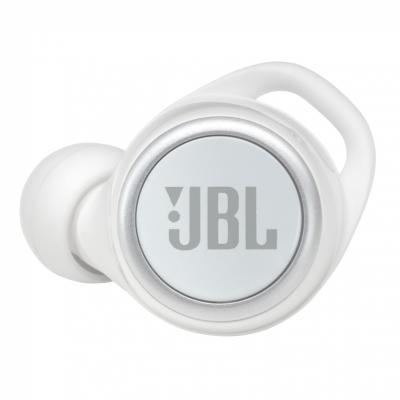 JBL Live  300TWS True Wireless In-Ear Headphones with Smart Ambient  - JBLLIVE300TWSWHTAM