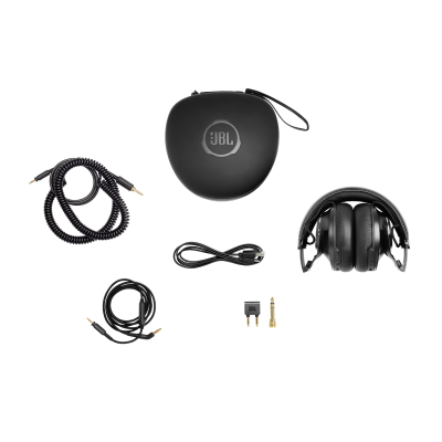 JBL Club One Wireless, Over-Ear, True Adaptive Noise Cancelling Headphones - JBLCLUBONEBLKAM