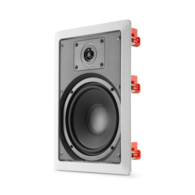 JBL 6.5 In-Ceiling In-Wall Loudspeaker - JBLC6IWWHTAM