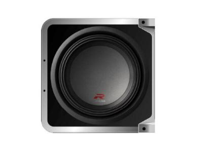 Alpine R-Series Pre-Loaded 12-inch Subwoofer Enclosure  - R-SB12V