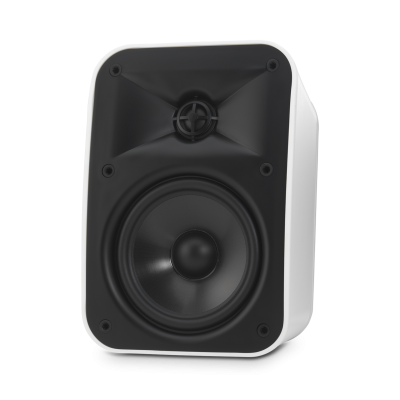 JBL Control X  Indoor , Outdoor Speakers in White - CONTROLXWHTAM