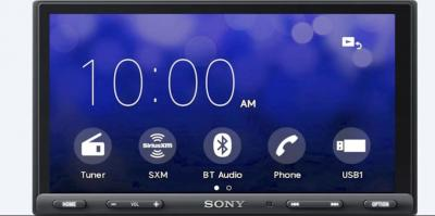 Sony 17.6-cm (6.95-in) Media Receiver With Bluetooth - XAVAX5000