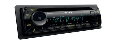 Sony Car CD Receiver with Bluetooth Technology - MEXN5300BT