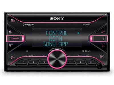 Sony Double DIN In-Dash Bluetooth Digital Media Car Stereo Receiver - DSXGS900