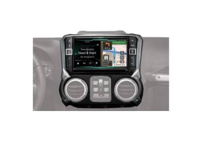 Alpine 9-inch Weather Resistant Restyle Navigation System with Off-Road Mode For Jeep Wrangler - X209-WRA-OR