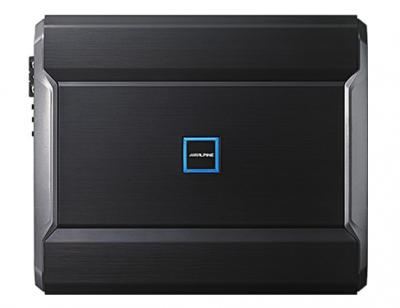 Alpine R-Series 6-Channel Power Amplifier With Staggered Power - R-A90S