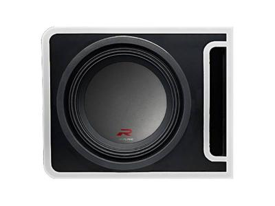 Alpine R-Series Pre-Loaded 10-inch Subwoofer Enclosure  - R-SB10V