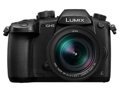 Panasonic Digital Single Lens Mirrorless Camera - DC-GH5LK