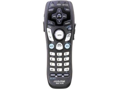 Alpine Universal Remote for Dvd and Navigation Systems - RUE-4190