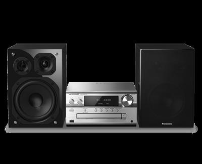Panasonic CD stereo system - SC-PMX150