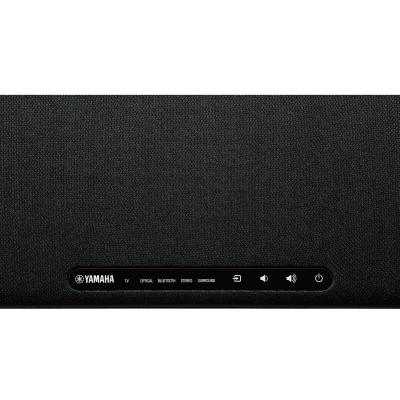 Yamaha Sound Bar with Virtual 3D Surround Sound, Built in Subwoofer - SRB20A