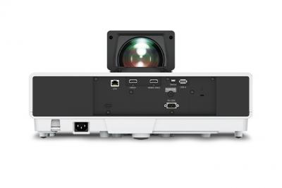Epson EpiqVision Ultra LS500 4K PRO-UHD Laser Projection TV - LS500WATV120EP
