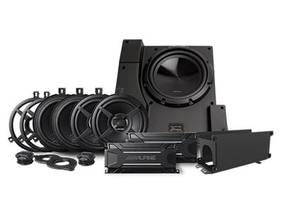 Alpine Weather Resistant Direct Fit Sound System - PSS-22WRA