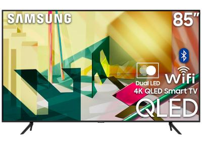 "85"" Samsung QN85Q70TAFXZC 4K Smart QLED TV OPEN BOX"