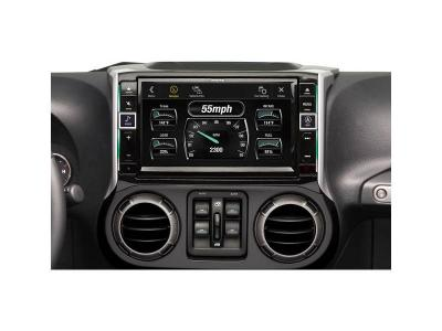 "9 "" Alpine  Avn System  For 2011 And Up Jeep Wrangler - X109-WRA"