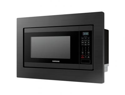 """26"""" Samsung Counter Top Microwave with Sensor Cook and Optional Trim Kit, 1.9 Cu.Ft - MS19M8020TG"""