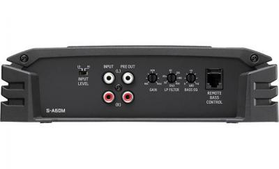 Alpine S-Series Mono Power Amplifier - S-A60M