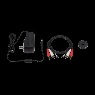 Audio Technica Direct-Drive Turntable (Analog & USB) in Black - AT-LP120XUSB-BK