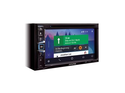 """Alpine 6.5"""" Navigation Receiver with Apple CarPlay and Android Auto - INE-W970HD"""