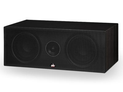 PSB Speakers Centre Channel Speaker In Black Ash - Alpha C10 (B)
