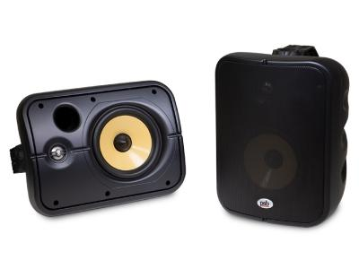 PSB Speakers Universal Indoor/Outdoor Speakers In Black - CS1000 (B)