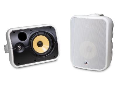 PSB Speakers Universal Indoor/Outdoor Speakers In White - CS1000 (W)