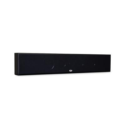 PSB Speakers Single Channel Flat Panel On-Wall Speaker In Satin Black - PWM2 BLK