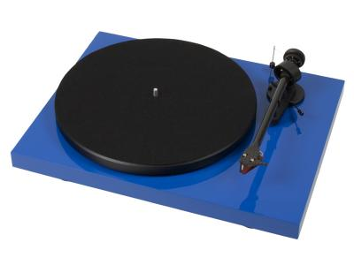 Project Audio Audiophile Turntable (DC) - Debut Carbon (Bl)- PJ50435902