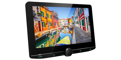 Kenwood Digital Multimedia Receiver with Navigation - DNR1007XR