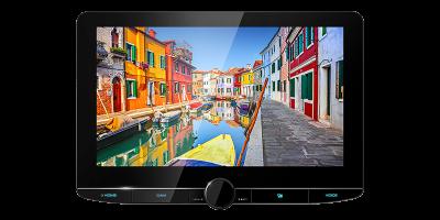 Kenwood 10.1 Inch Digital Multimedia Receiver - DMX1057XR
