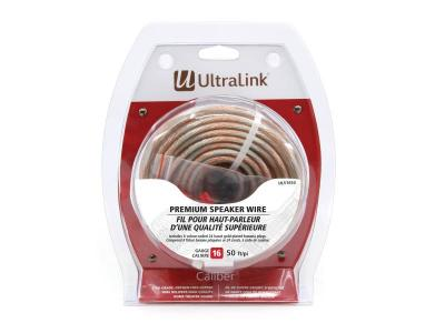 Ultralink Pre-terminated 50ft 16awg Speaker Wire  - ULS1650