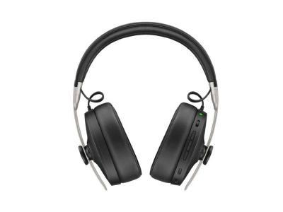 Sennheiser Momentum Wireless Noise-Canceling Over-the-Ear Headphones - M3 AEBTXL Black