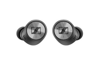 Sennheiser Momentum True Wireless 2 Noise-Canceling In-Ear Headphones - M3 IETW2 Black