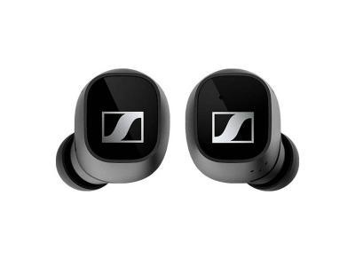 Sennheiser CX 400BT True Wireless Earbud Headphones in Black - CX 400TW1 Black