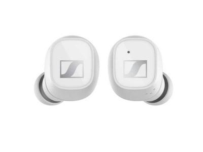 Sennheiser CX 400BT True Wireless Earbud Headphones in  White - CX 400TW1 White