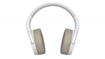 Sennheiser Wireless Over-Ear Headphones in Black - HD 350BT White