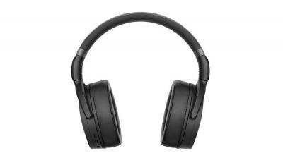 Sennheiser Noise-Canceling Wireless Over-Ear Headphones in Black - HD 450BT Black