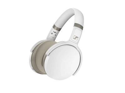 Sennheiser Noise-Canceling Wireless Over-Ear Headphones in White - HD 450BT White