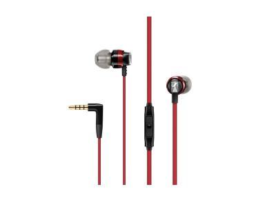 Sennheiser In- Ear Earphones in Red - CX 300S Red