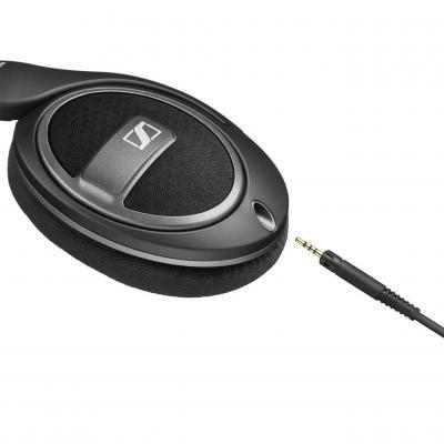 Sennheiser Open-Back Around-Ear Headphones in Black  - HD 559