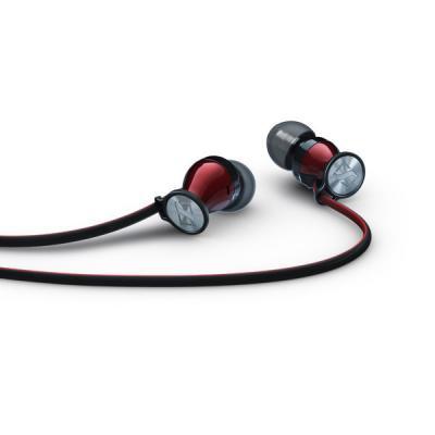 Sennheiser In Ear Headphones in Apple Red - MOMENTUM In-Ear (Apple)(red)