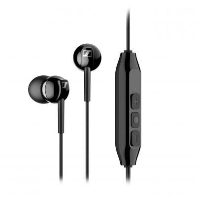 Sennheiser In-Ear Bluetooth Headphones in Black - CX 150BT Black