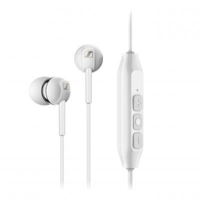 Sennheiser In-Ear Bluetooth Headphones in White - CX 150BT White